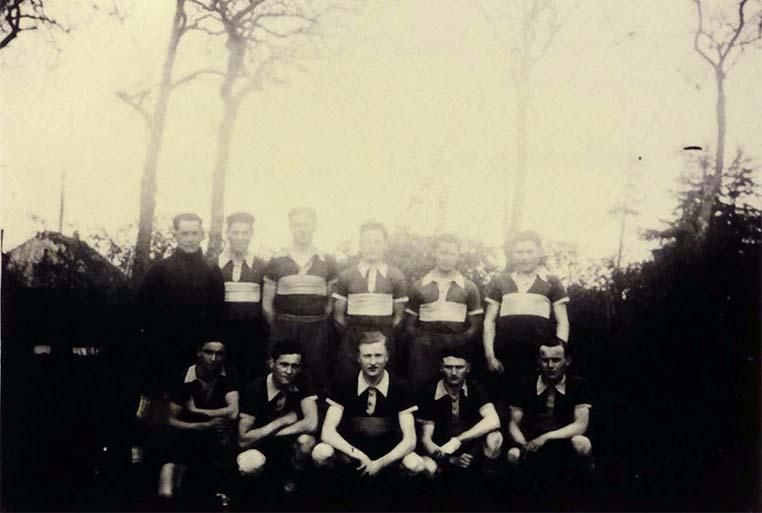 1941 - 1942 Equipe 1er
